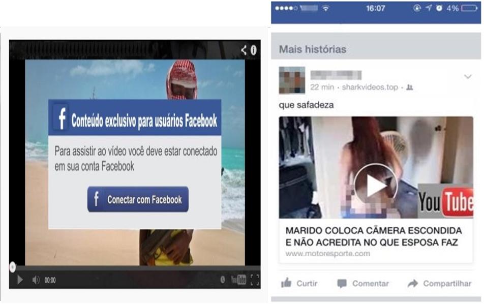Novo vírus no Facebook se espalha entre usuários brasileiros