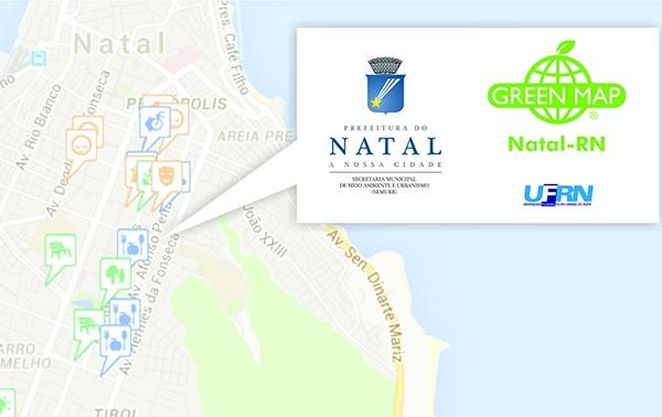 Prefeitura do Natal lança ferramenta Green Maps Natal