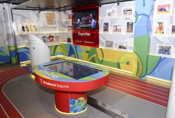 Natal recebe Museu Itinerante sobre as Olimpíadas no próximo domingo (29)