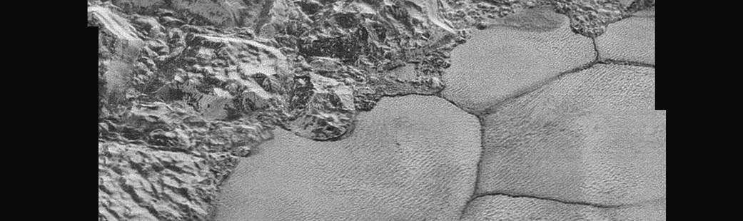 Sonda New Horizons registra a visão mais detalhada de Plutão