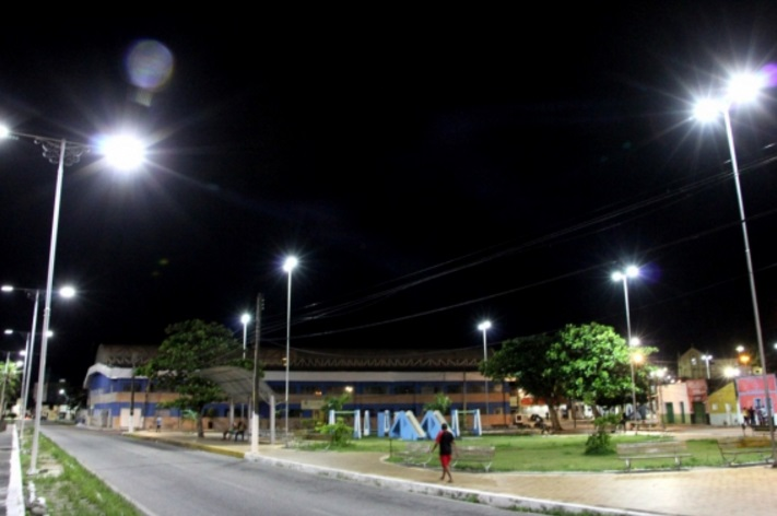 Ribeira será o primeiro bairro de Natal com iluminação em LED