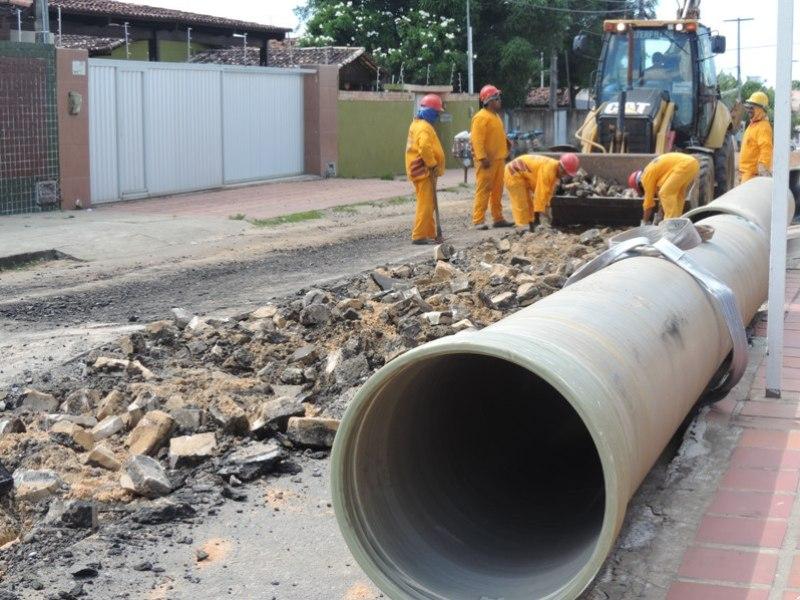 Áreas irregulares são desafio adicional ao saneamento básico de Natal