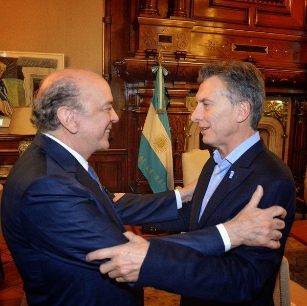 Brasil e Argentina criam acordo bilateral de coordenação política