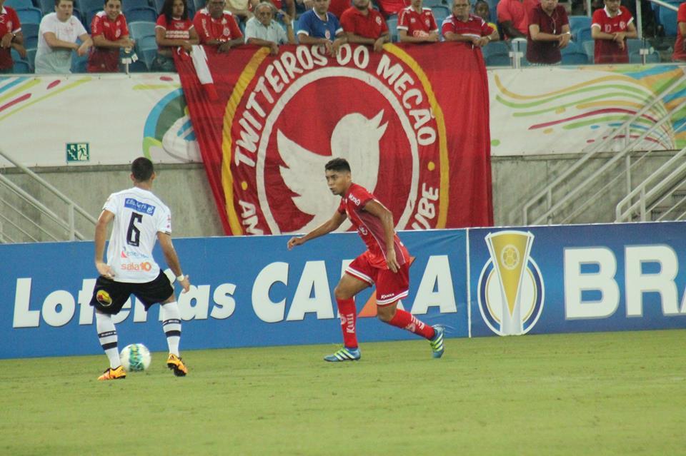 América empata com o Botafogo-PB e se distancia do G4