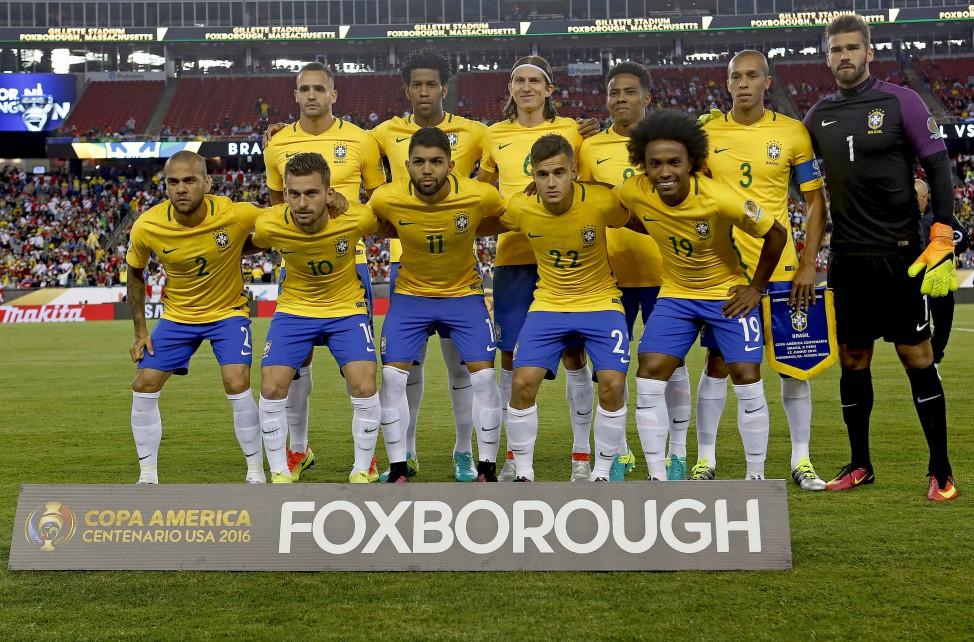 Brasil dá vexame e é eliminado na 1ª fase da Copa América