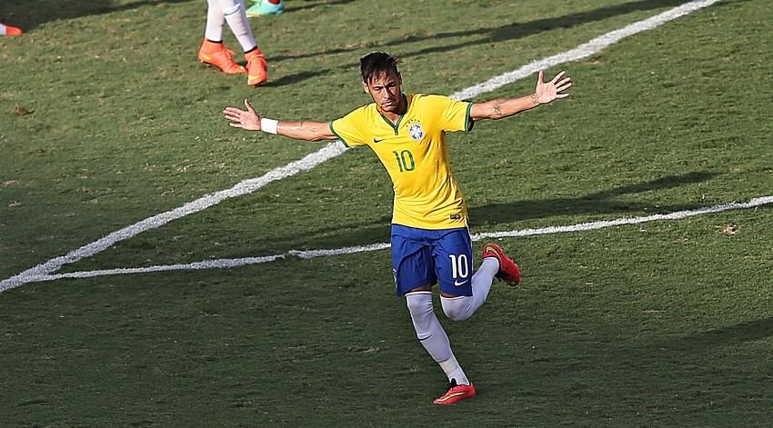 CBF anuncia seleção olímpica com Neymar, Prass e Douglas Costa