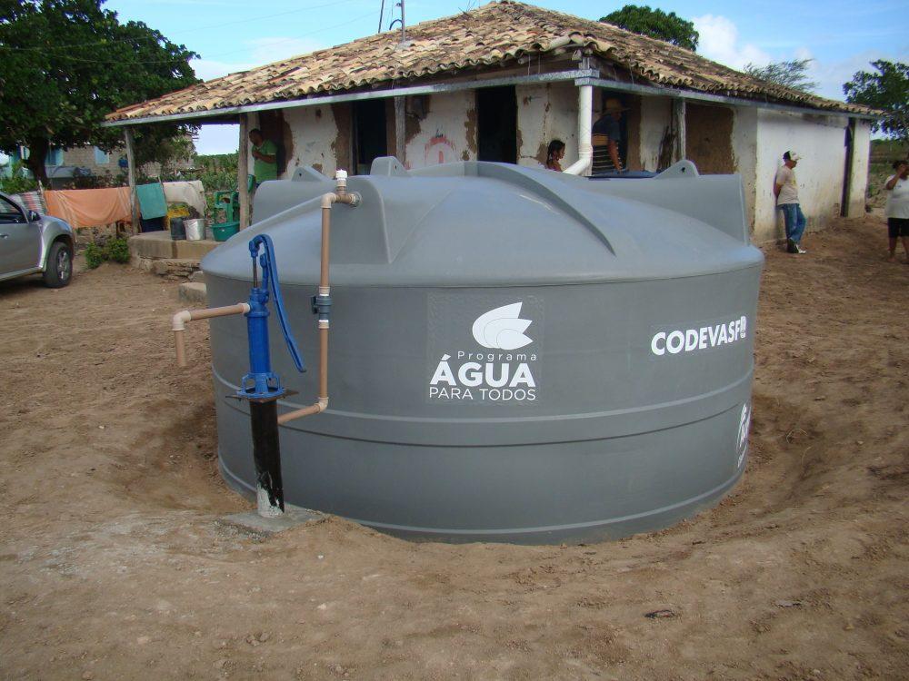 Água para Todos: investimento de R$ 27 milhões beneficiará 50 municípios do RN