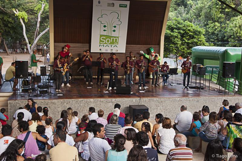 Artesanato, música e teatro são destaques no fim de semana do Parque das Dunas