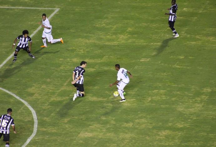 Com lance polêmico, Gama e ABC ficam no empate pela Copa do Brasil