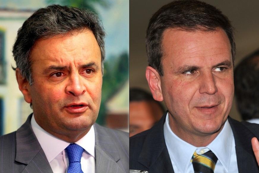 STF autoriza inquérito para investigar Aécio Neves e Eduardo Paes
