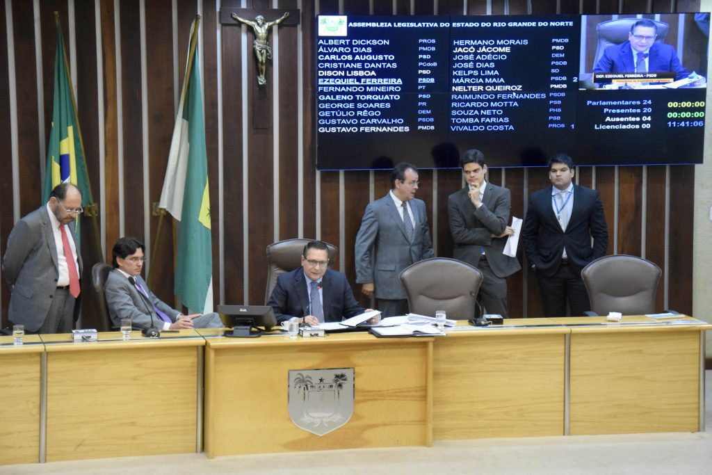 Assembleia aprova repasse de R$ 20 milhões do TJRN para Governo do RN