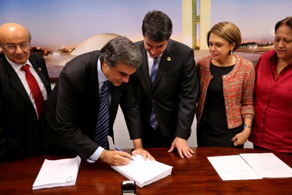 Defesa de Dilma pede inclusão de delação de Sérgio Machado no impeachment