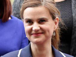 deputada trabalhista britânica Jo Cox