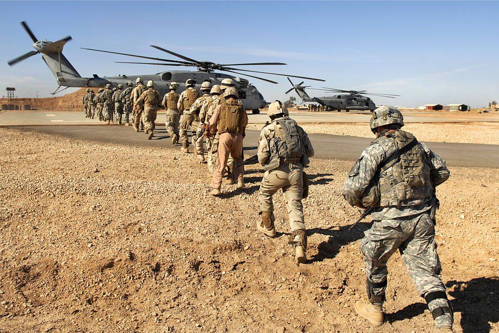 Forças iraquianas ainda combatem Estado Islâmico em Fallujah