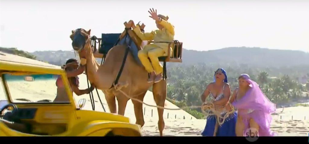 Turismo potiguar é destaque no Programa Silvio Santos