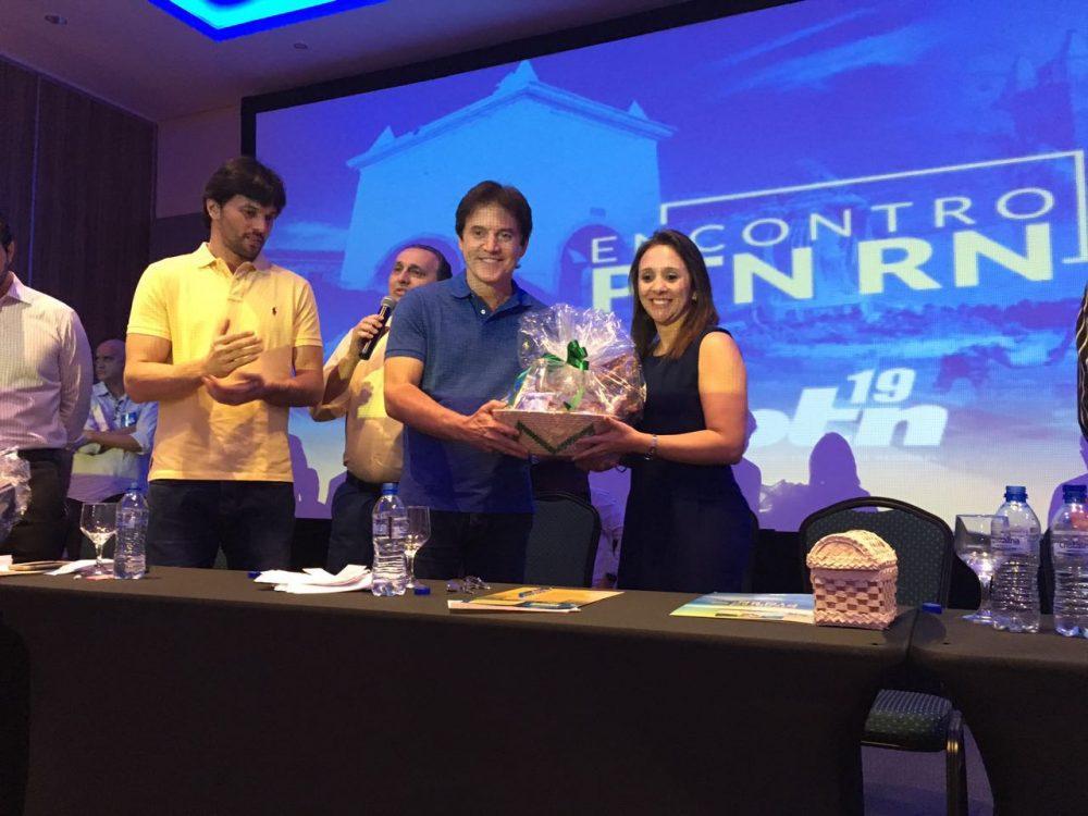 PSD-RN firma parceria com o PTN
