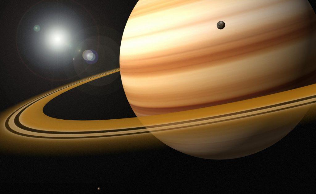 Saturno atinge ponto mais próximo à Terra nesta noite