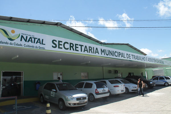 Prefeitura do Natal nomeia mais candidatos aprovados em concurso da Semtas