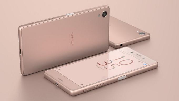 Sony inicia pré-venda dos novos Xperia X e Xperia XA