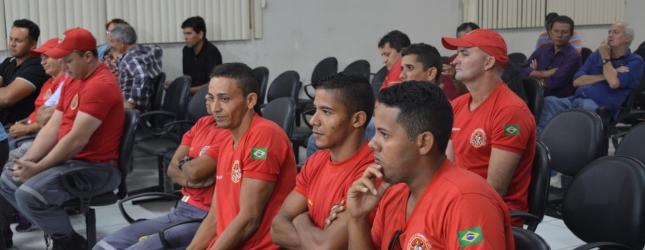 Parnamirim tem PL que regulamenta a profissão de bombeiro civil