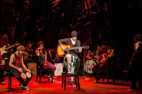 'Cássia Eller – O Musical' se apresenta em Natal