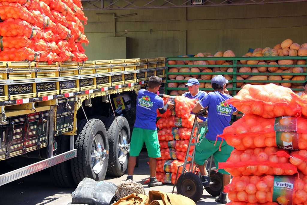 Ceasa registra queda nos preços da cebola e da batata-inglesa no RN