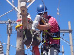 Curso de Formação de Eletricista de Rede de Distribuição