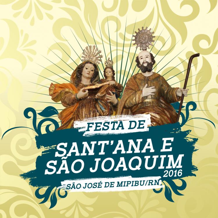 Festa de Sant'Ana e São Joaquim começa em Mipibu