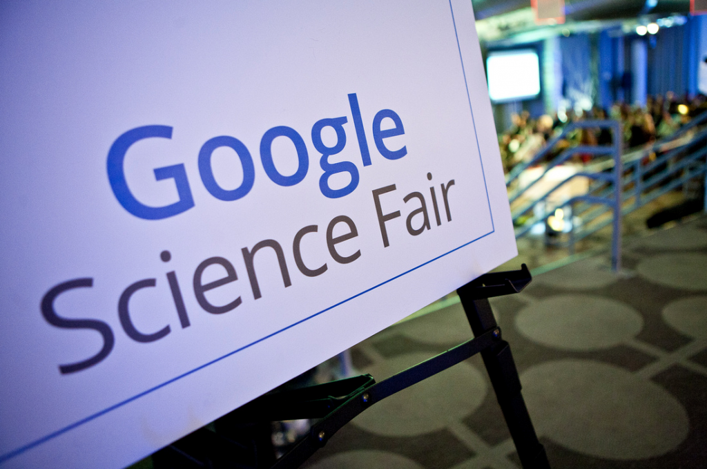 Pela primeira vez, estudante brasileira é finalista global da Google Science Fair