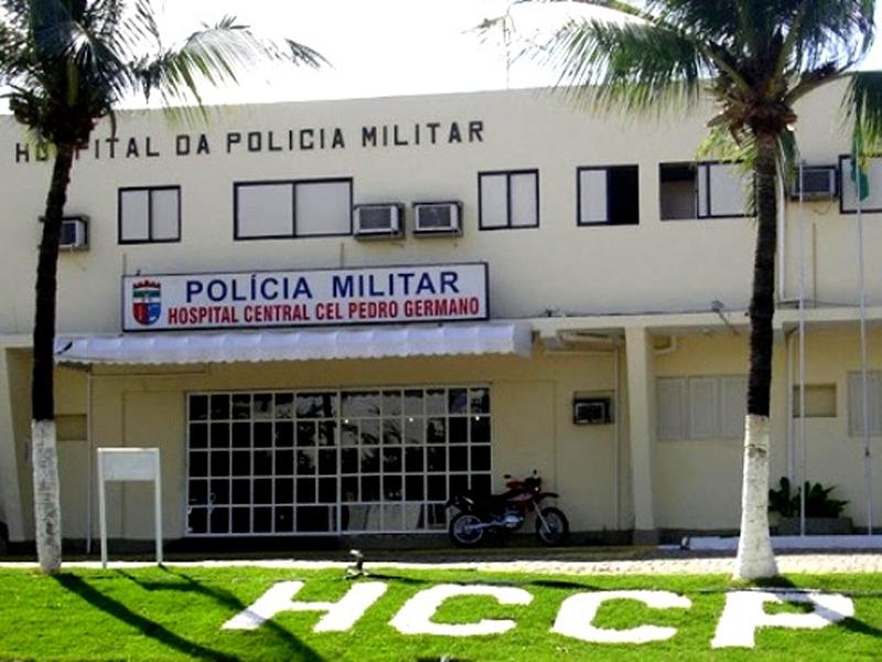 Residentes devem paralisar atendimento no Hospital da Polícia Militar