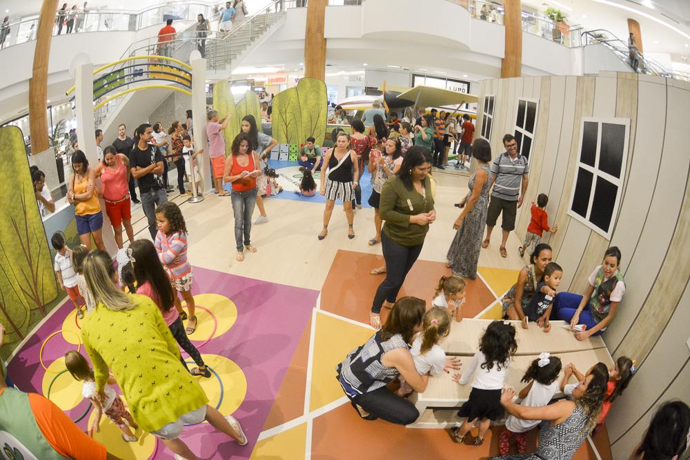 Parque do Doki é opção gratuita de lazer para o final de semana da criançada