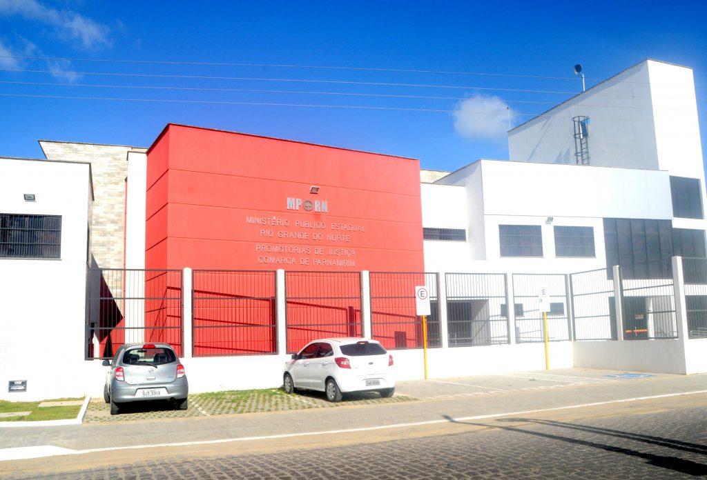 MPRN inaugura sede das promotorias de Justiça de Parnamirim