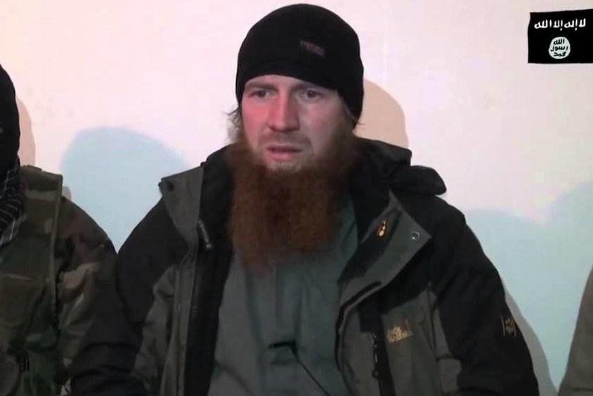 Estado Islâmico admite morte de um de seus líderes