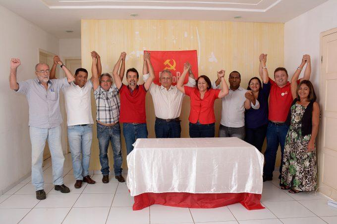 PCdoB anuncia apoio à pré-candidatura a prefeito de Fernando Mineiro