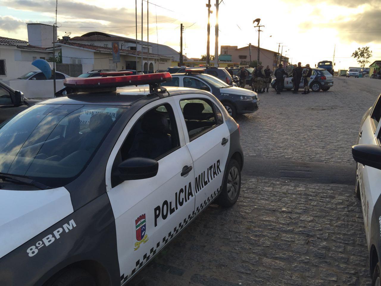Operação combate tráfico de drogas e homicídios em Santo Antônio