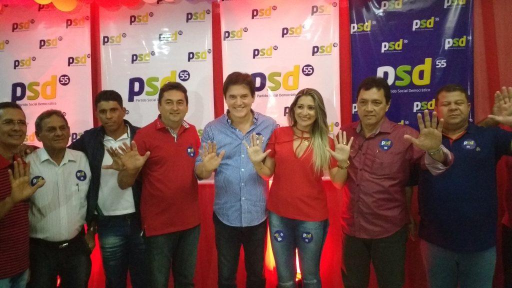 Robinson Faria participa de convenções municipais do PSD neste final de semana