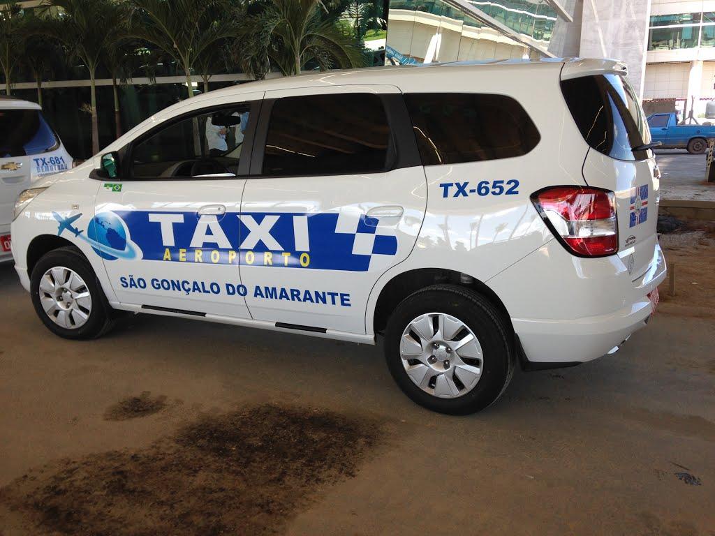 Governo vai financiar renovação da frota de táxi no RN