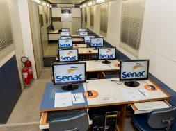 Senac – Unidade Móvel de Informática e Gestão