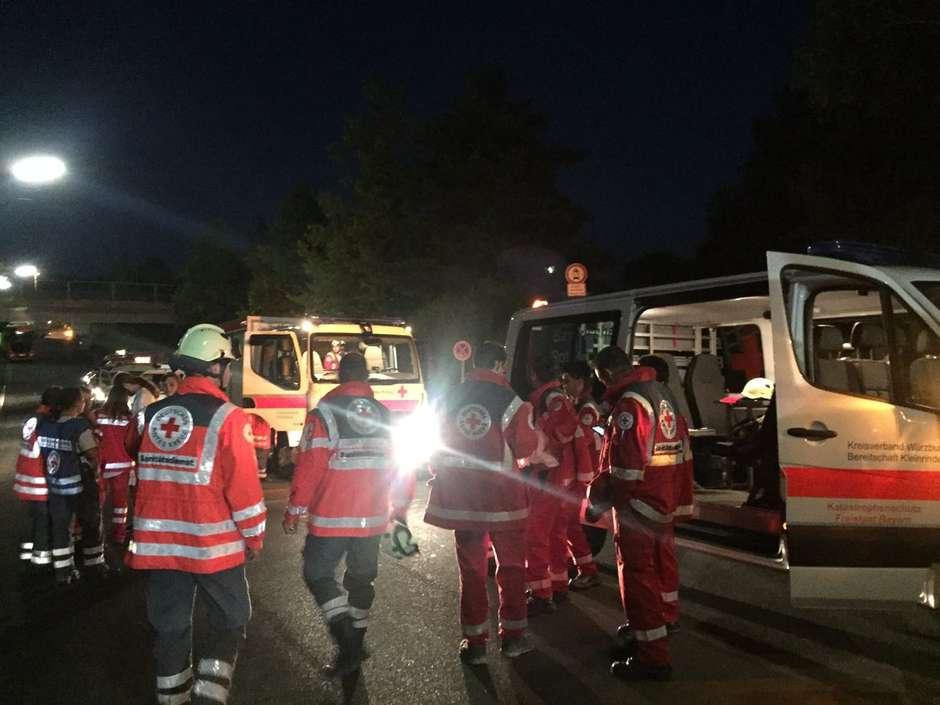 Estado Islâmico reivindica ataque a trem na Alemanha