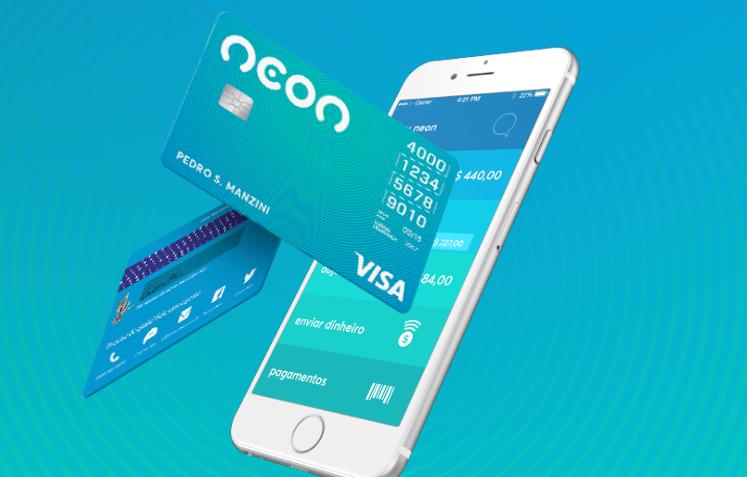 Neon: novo banco digital é totalmente online e livre de taxas