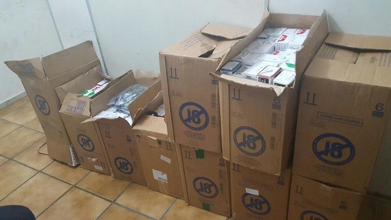 PM recupera carga de cigarros roubada em São Gonçalo do Amarante/RN