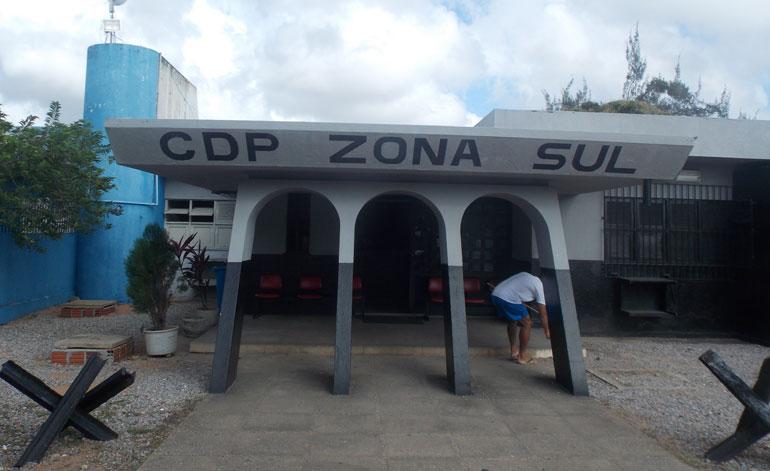 Sinpol cobra retirada de presos e interdição da delegacia de Plantão da Zona Sul
