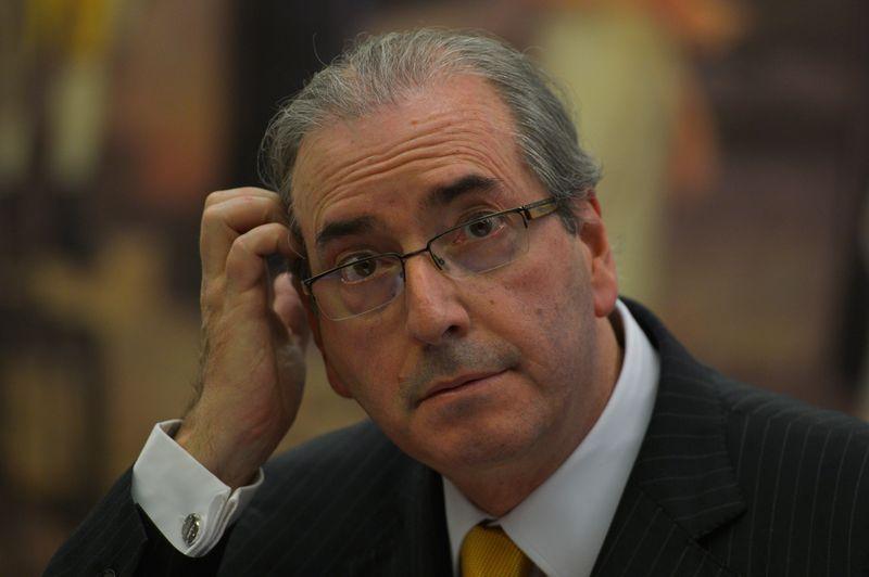 Câmara aprova cassação do mandato de Eduardo Cunha