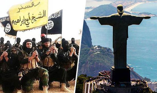 Terroristas divulgam 'manual' para ataques nos Jogos do Rio