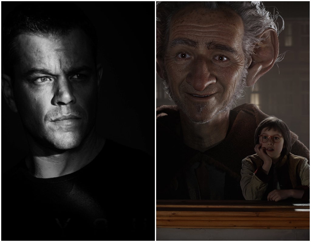 'Jason Bourne' e 'O Bom Gigante Amigo' estreiam nos cinemas de Natal
