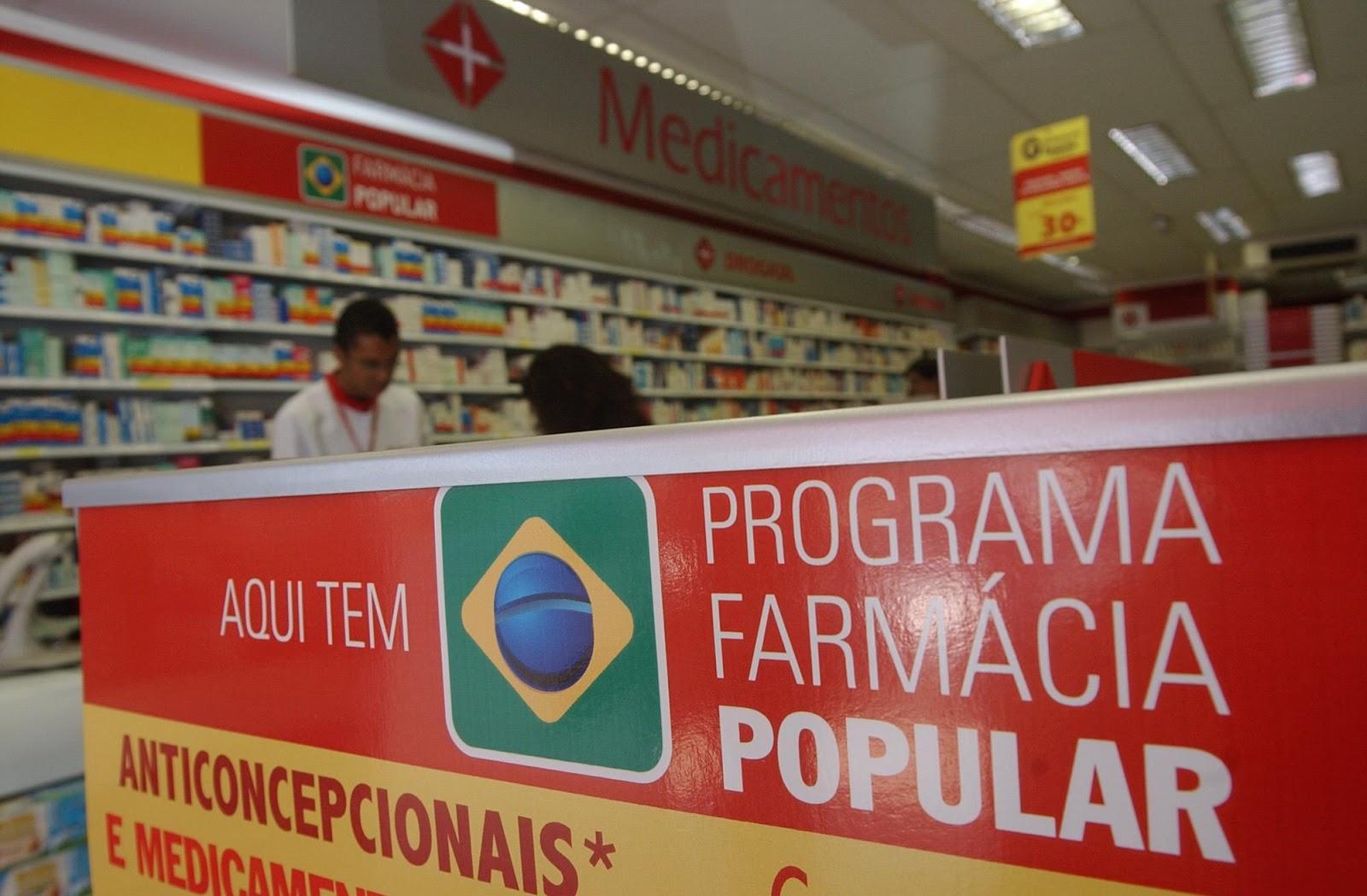 Fim do programa 'Farmácia Popular' é apenas boato