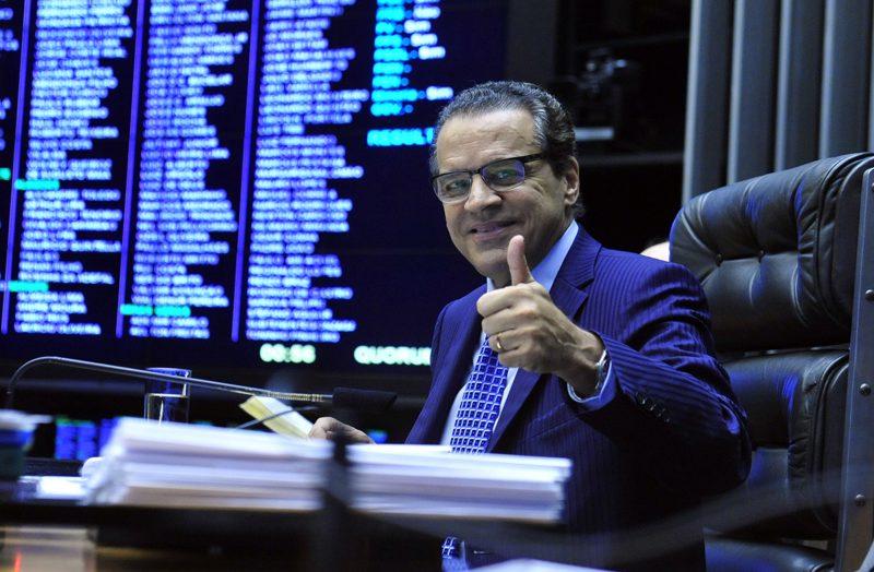 MPF defende que o ex-ministro Henrique Alves tenha prisão mantida