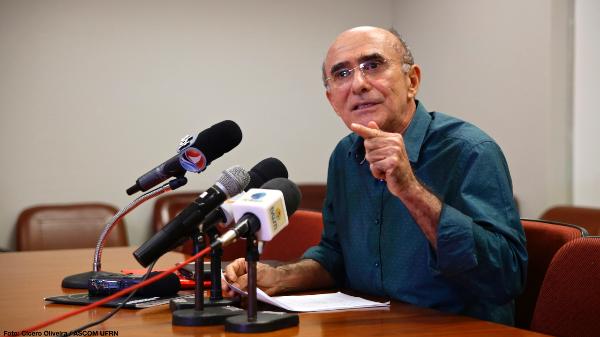"""Ex-reitor da UFRN rebate denúncia do MPF """"esta acusação não se sustenta"""""""