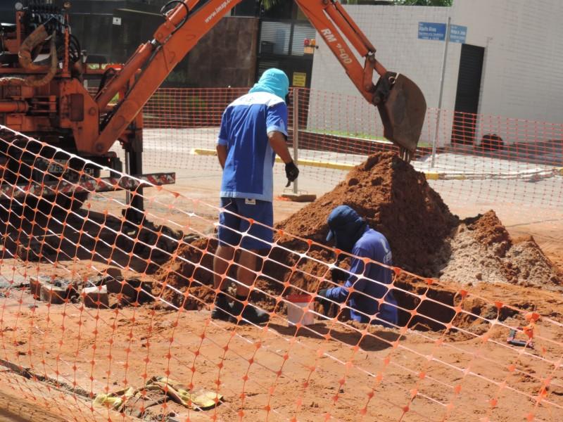 Treze bairros de Natal receberão obras de esgotamento sanitário