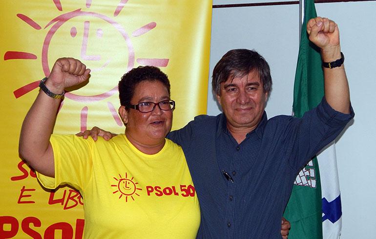 Robério Paulino será o candidato do PSOL à Prefeitura do Natal